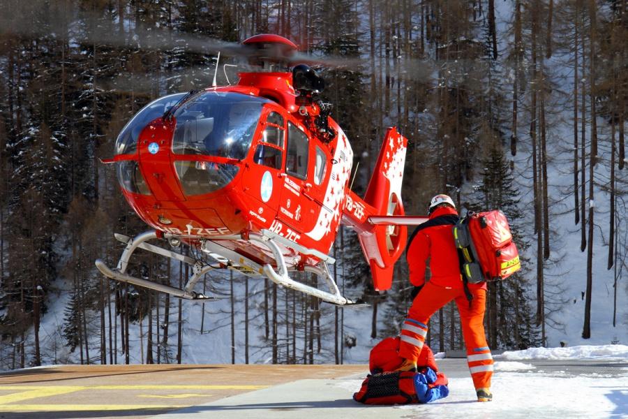 helicopter service thüringen gmbh