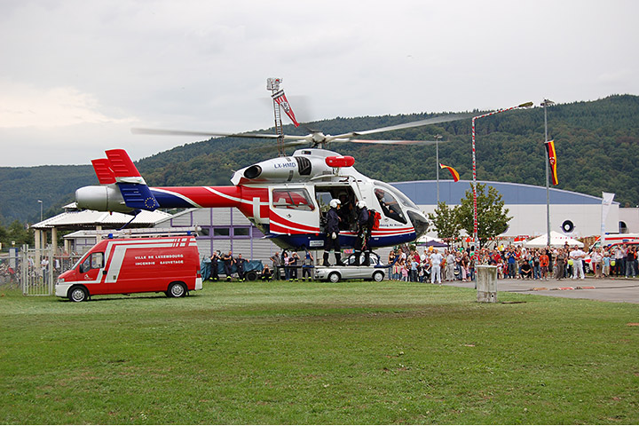 Stationsfoto Air Rescue 1