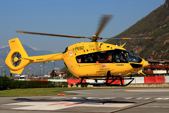 Pelikan 1 Elicottero : Pelikan rth faszination luftrettung