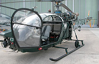 Alouette II des BGS