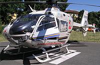 EC 135 - Rettungshubschrauber der IFA