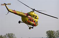 Lange Jahre treu im Dienst: Mil Mi-2 'Hoplite' der LPR