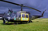 """Zwei SAR-Hubschrauber werden bereitstehen - hier """"SAR 41"""" aus Nörvenich (Symbolfoto)"""