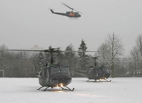 Fly-Out mit Eskorte des LTG 63