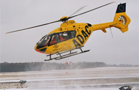 EC 135 der Version P1