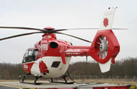 EC 135 der Version P2