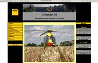 Screenshot des neues Web-Auftritts