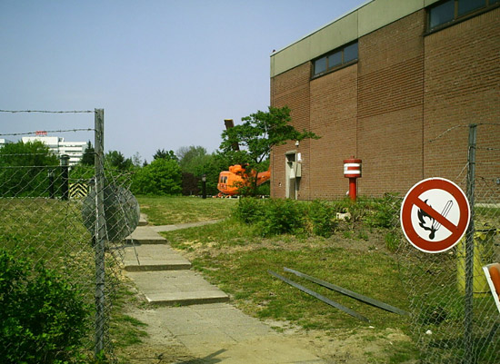 Baubeginn am Rettungszentrum Hamburg-Wandsbek