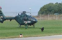 Archivbild: Tag der offenen Tür am 01.10.2005 in Blumberg beim Bundesgrenzschutz