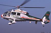 Sicherte zuallererst die Luftrettung im Großraum Braunschweig: Die Polizei mit der D-HOPQ
