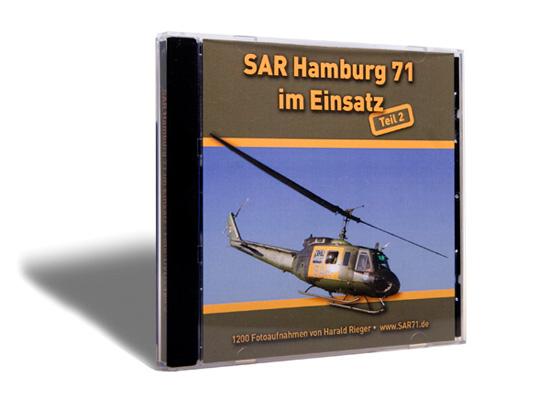 Case der DVD mit farbig bedruckter Vorder- und Rückseite