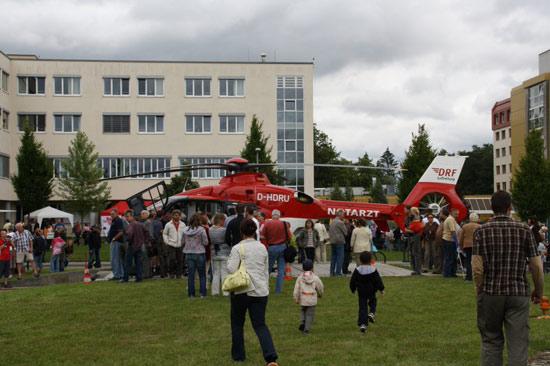 Auch die neue Maschine hat schon Ihre Fans gefunden und war der Publikumsmagnet in Zwickau