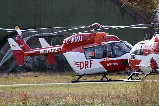 Die D-HIMU wurde offenbar in langer Arbeit nach ihrem Unfall wieder in einen guten Zustand gebracht
