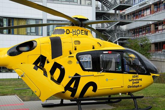 IBF auch an der D-HOEM verbaut, die meistens in Fulda fliegt