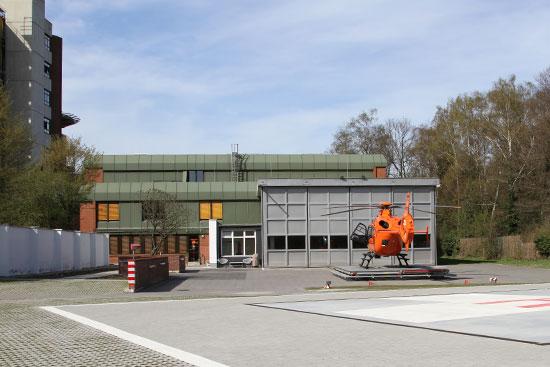 Neue Station des Christoph 9