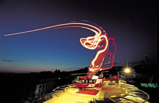 Nun ist in Bern auch die satellitenunterstützte Landung möglich