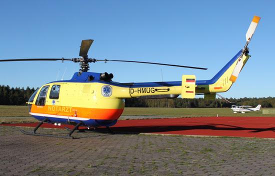 """""""Kuno SH-01"""" im Flugbetrieb kurz vor dem Abzug aus Schleswig-Holstein (13.10.2011)"""