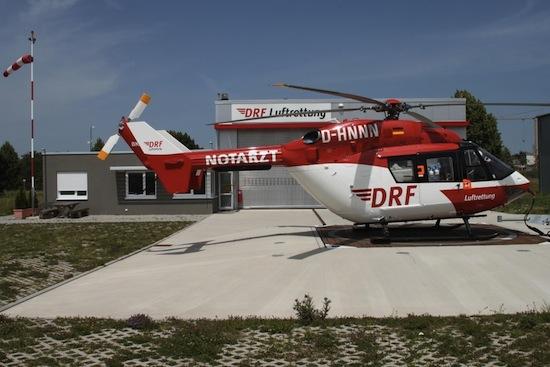 Die neue D-HNNN am Standort Pattonville bei Stuttgart