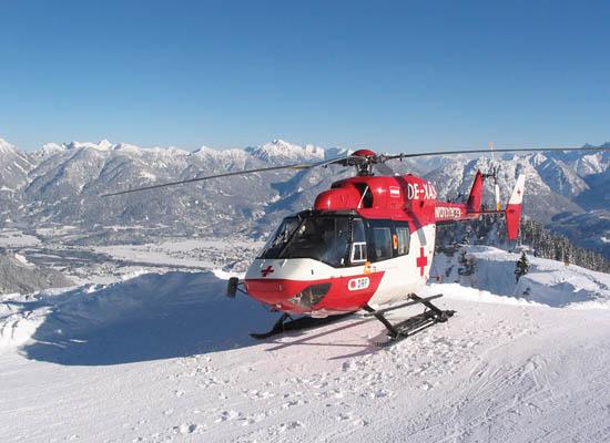 Dieselbe Maschine im Einsatz in Österreich als OE-XAS