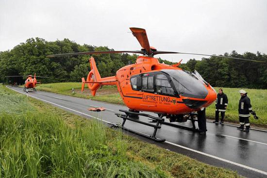 Wenig später wurde ein Techniker aus Kassel eingeflogen