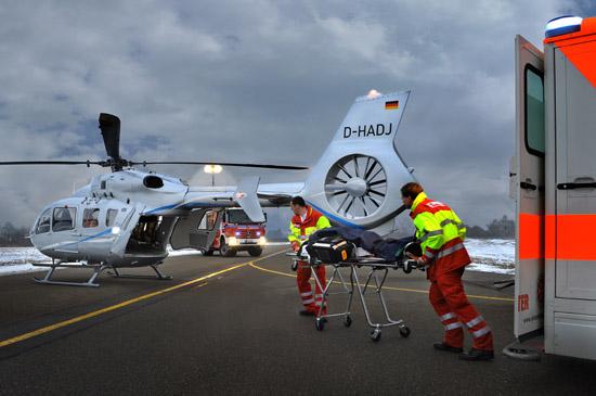 Die neue EC 145 T2 eignet sich laut Herstellerangaben hervorragend für den Einsatz in der Luftrettung