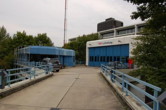 Die Göttinger Luftrettungsstation stammt aus den 1980er Jahren ...