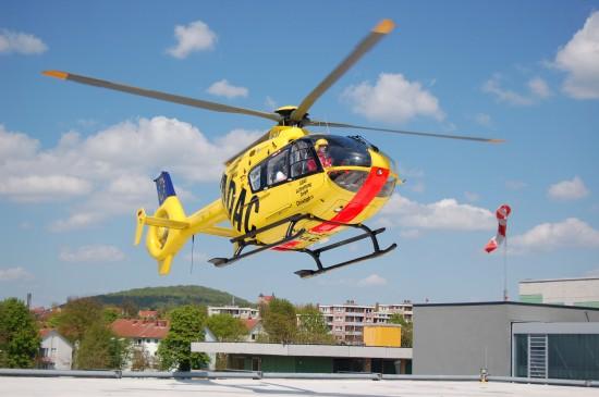 """Von August 2002 bis Januar 2014 war die """"D-HOEM"""" die Stamm-Maschine in Fulda"""