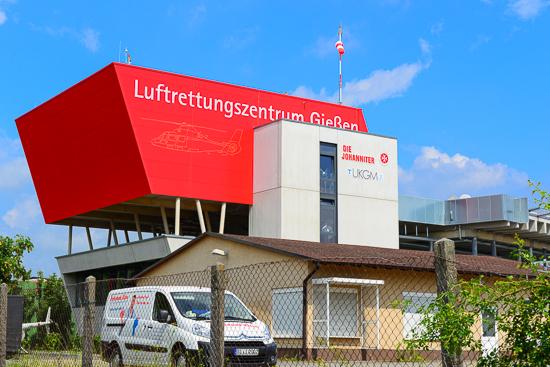 Der rund vier Millionen Euro teure Neubau in der Gießener Lahnstraße