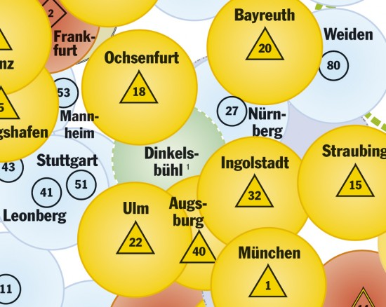 Sinbronn wird ab August 2015 Standort des dann 15. bayerischen Rettungshubschraubers