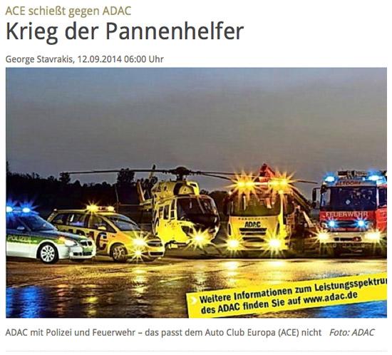 Seitenausschnitt der Webseite http://www.stuttgarter-nachrichten.de, auf der das Foto erkennbar ist