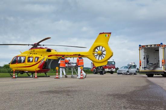 Neben dem militärischen Bereich zählt der HEMS-Markt für Airbus Helicopters zu den ganz wichtigen Bereichen