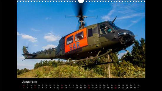 Kalenderbild Januar 2015