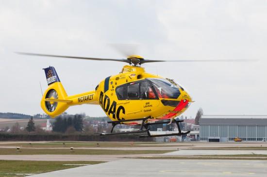 """Voraussichtlich für Ingolstadt wird die """"D-HXBA"""" in den Dienst gehen."""
