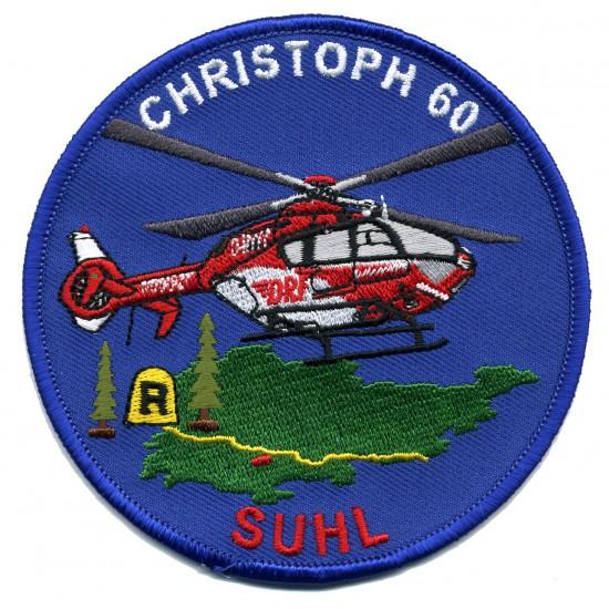 Der Christoph 60-Tag findet in Suhl statt, die Fortbildung bei der Feuerwehr Zella-Mehlis