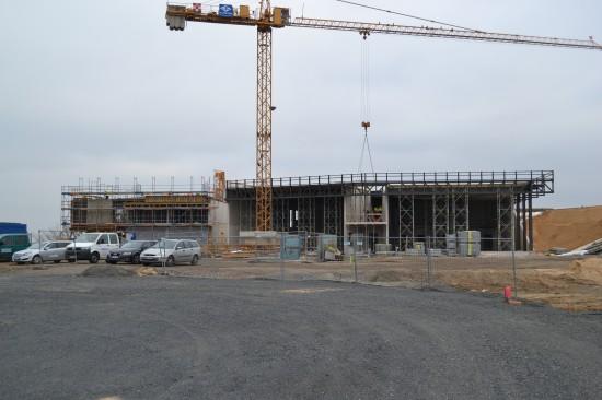 Archivfoto der Station vor etwa einem Jahr (Dezember 2014)