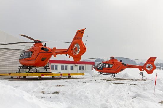 Geht es um den Willen der Räte, soll zukünftig am neuen Hangar kein weiter Hubschrauber die Station anfliegen dürfen