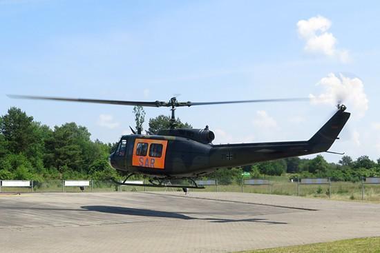 Besuch von der Bundeswehr zum Jubiläum