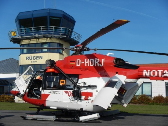 """Air Ambulance 02"" im Jahr 2013"