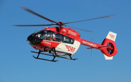 Dort wie auch in München, Nürnberg und Regensburg fliegt nun die hochmoderne H145