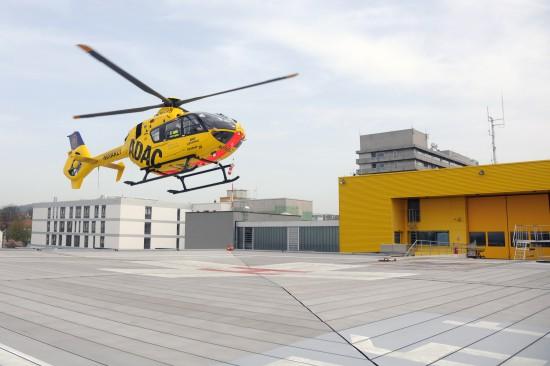 Die Neubeauftragung des Betriebs der Luftrettungsstation Fulda soll an den bisherigen Betreiber, die ADAC Luftrettung gGmbH, gehen
