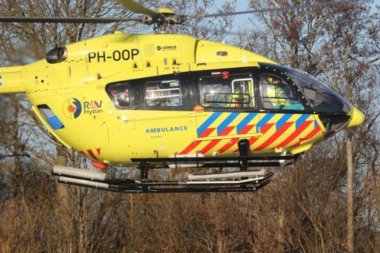 """Takeoff des neuen """"Medic 01"""" in Leeuwarden"""