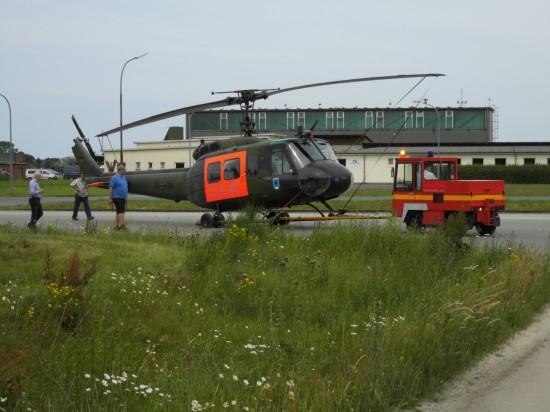 70+96 und der Fliegerhorst Ahlhorn gehören untrennbar zusammen