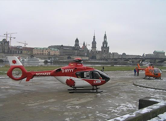 Im Januar 2006 fand der vielbeachtete Wechsel vom BGS zur DRF statt