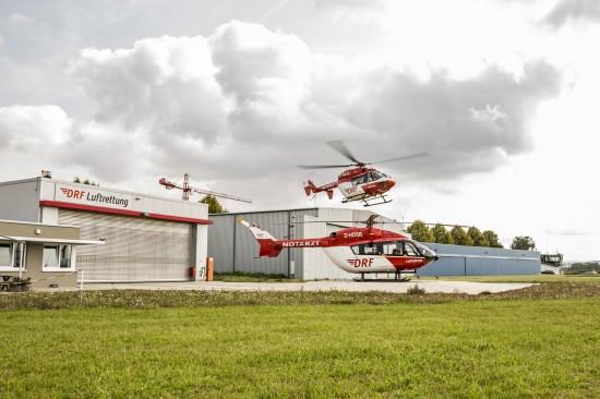 Ab dem 25. August fliegt in Stuttgart die EC 145 anstelle der BK 117