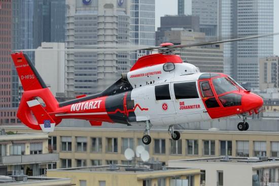 An den vier anderen Standorten kooperiert man hingegen mit der Firma Heli-Flight