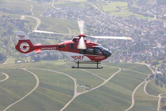 DRF Luftrettung erhält drei neue H135 von Airbus Helicopters