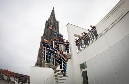 Am 29. September 2017 fand im Ulmer Stadthaus das 3. Mitteleuropäische Flugrettungssymposium statt