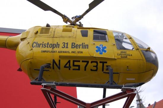 1987 begann alles mit einer gelben BO 105