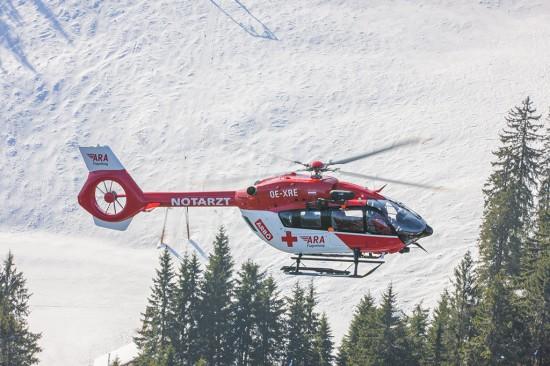Die Kooperation von ARA Flugrettung und ARBÖ startet am 1. April mit dem Einsatz des ersten Hubschraubers H145