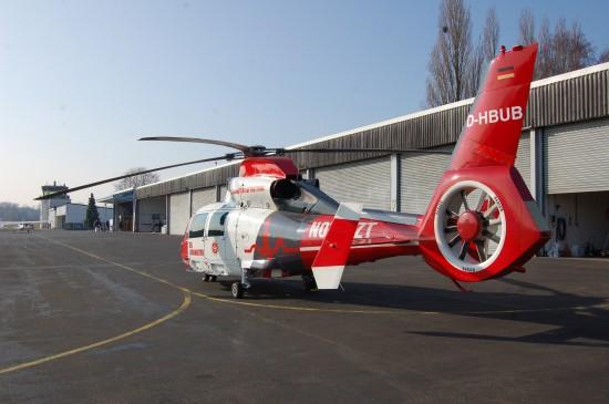 """Seit dem 15. März ist am Flugplatz Loemühle die D-HBUB als """"Akkon Bochum 89-1"""" im Einsatz"""